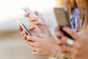 Smartphone mobile Daten